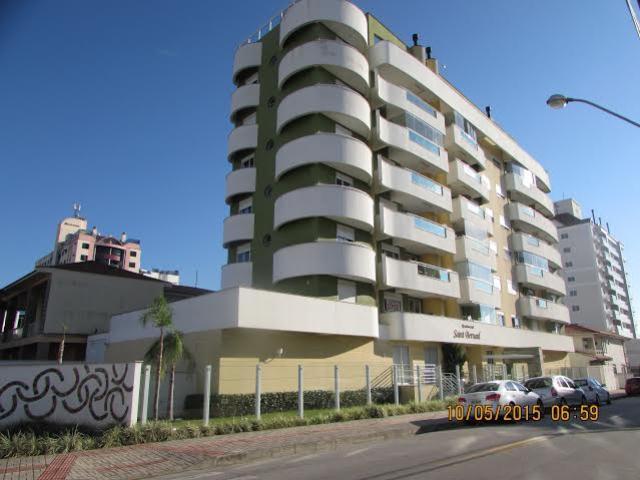 Apartamento - Código 570 a Venda no bairro Canto na cidade de Florianópolis - Condomínio SAN BERNARD