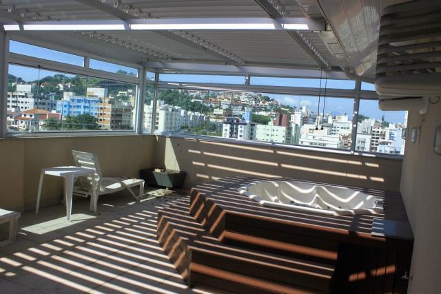 Cobertura Duplex - Código 731 a Venda no bairro Itaguaçu na cidade de Florianópolis - Condomínio POR DO SOL