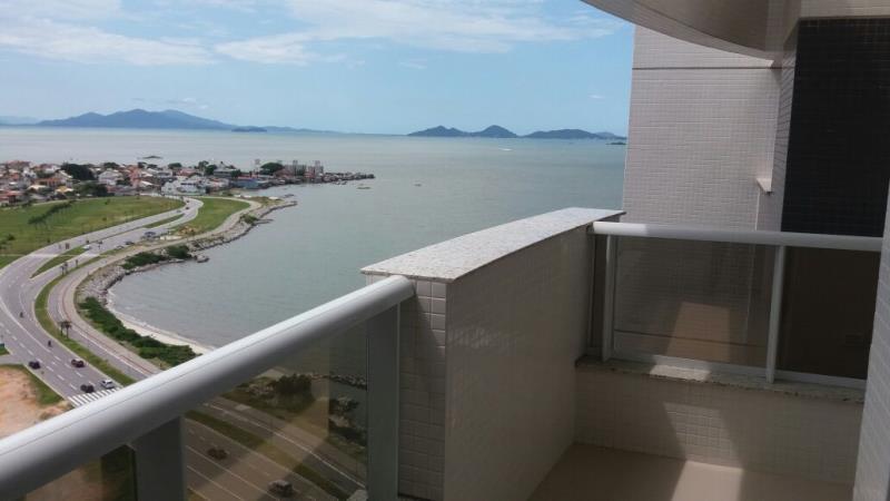 Cobertura Duplex - Código 779 a Venda no bairro Estreito na cidade de Florianópolis - Condomínio HAMILTON ARAÚJO TOP RESIDENCE