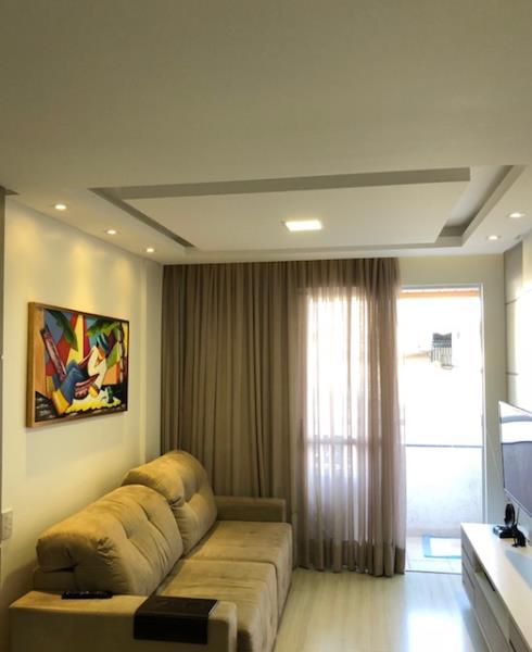 Apartamento - Código 784 a Venda no bairro Nossa Senhora do Rosário na cidade de São José - Condomínio SOLAR  CAMBIRELA