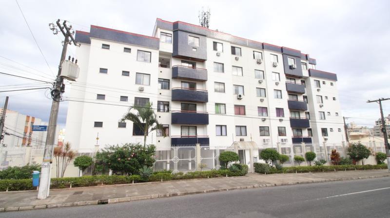Apartamento - Código 807 a Venda no bairro Abraão na cidade de Florianópolis - Condomínio victoria