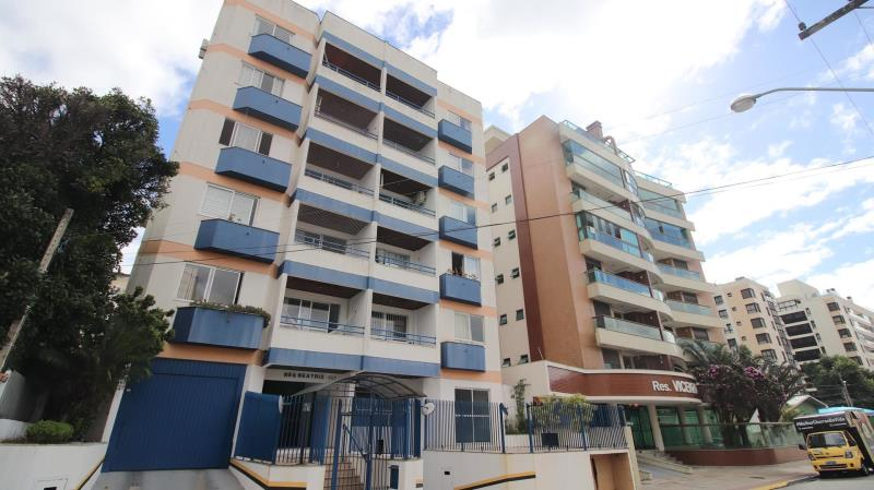 Apartamento - Código 809 a Venda no bairro Balneário na cidade de Florianópolis - Condomínio BEATRIZ