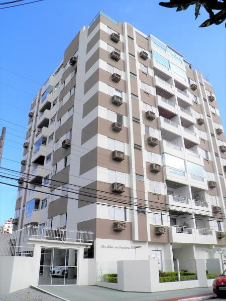 Apartamento - Código 810 a Venda no bairro Balneário na cidade de Florianópolis - Condomínio SOLAR DAS ORQUIDEAS