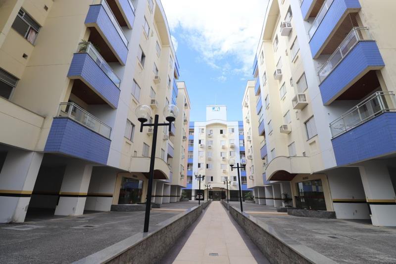 Apartamento - Código 816 a Venda no bairro Estreito na cidade de Florianópolis - Condomínio san fernando