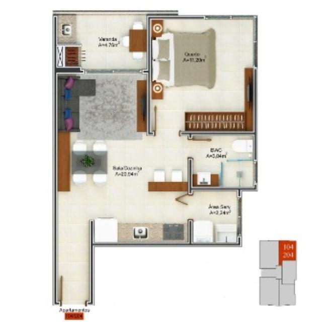 Apartamento-Codigo-630-a-Venda-no-bairro-Campeche-na-cidade-de-Florianópolis