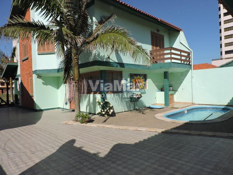 Casa Código 7340 a Venda  no bairro Centro na cidade de Tramandaí