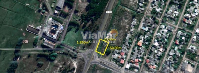 Terreno Código 10709 a Venda no bairro Mariluz (Distrito) na cidade de Imbé