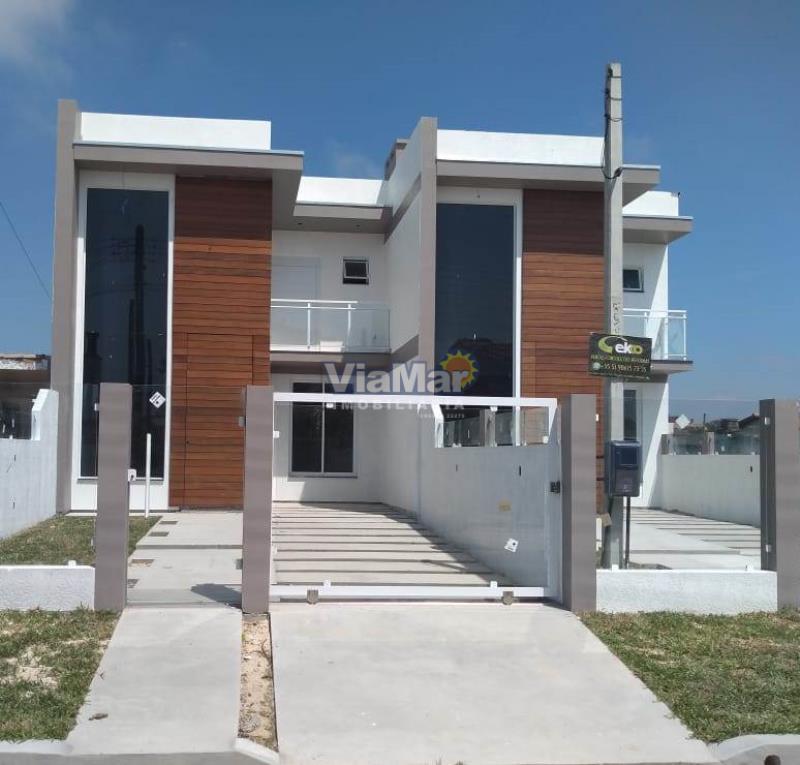 Duplex - Geminada Código 11005 a Venda no bairro ZONA NOVA na cidade de Tramandaí