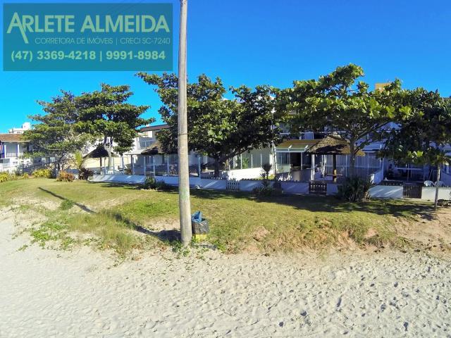 2 - vista da praia casa locação perequê