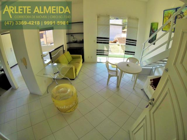 2 - sala de estar apartamento aluguel porto belo