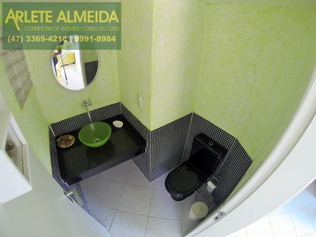 5 - lavabo apartamento aluguel porto belo
