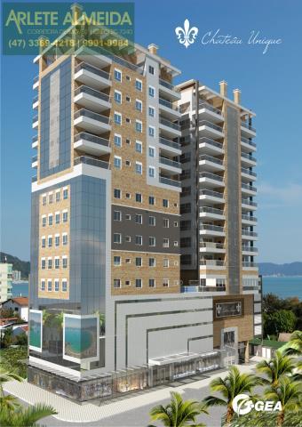 Apartamento Codigo 976 a Venda no bairro-Meia Praia na cidade de Itapema