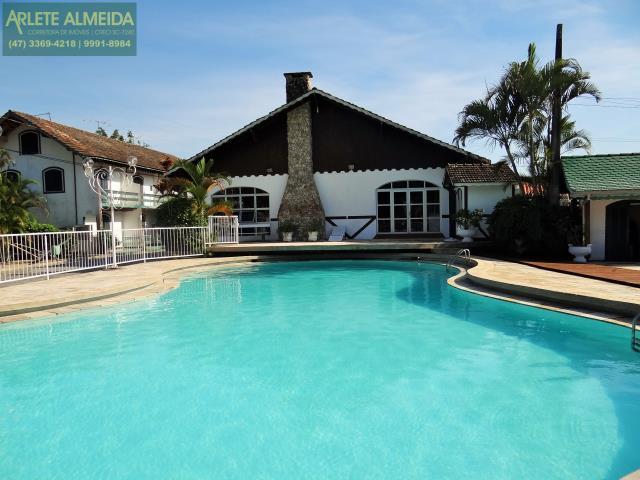 2 - piscina residencial apartamento locação porto belo