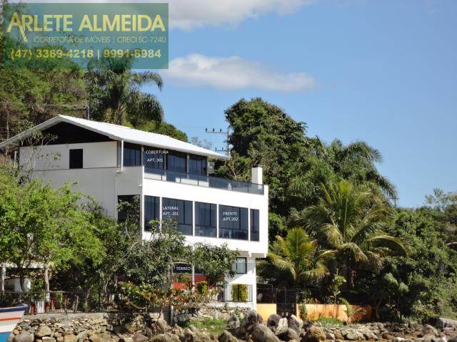 Apartamento Codigo 221 para Temporada no bairro Araça na cidade de Porto Belo