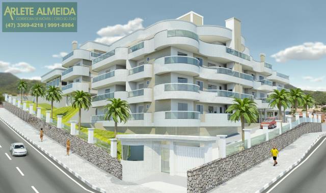 Apartamento Codigo 772 a Venda no bairro-Quatro Ilhas na cidade de Bombinhas