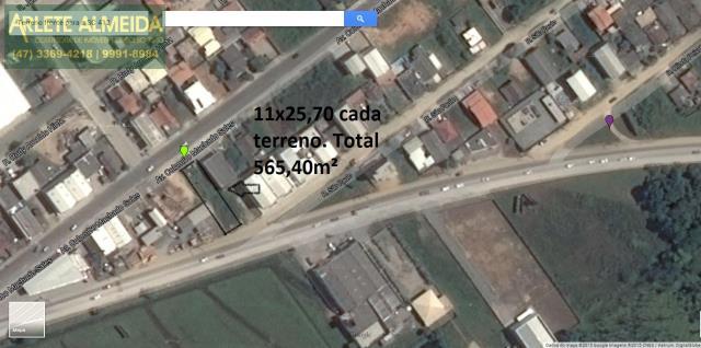 Terreno Codigo 899 a Venda no bairro-Perequê na cidade de Porto Belo