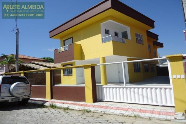 Casa Codigo 1014 a Venda no bairro-Perequê na cidade de Porto Belo