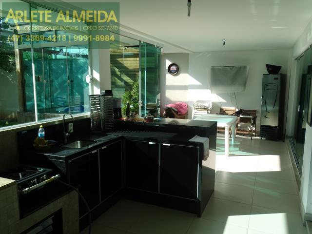 4 - area de lazer churrasqueira