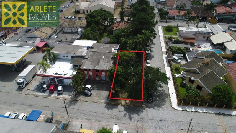 Terreno Codigo 1122 a Venda no bairro-Centro na cidade de Porto Belo