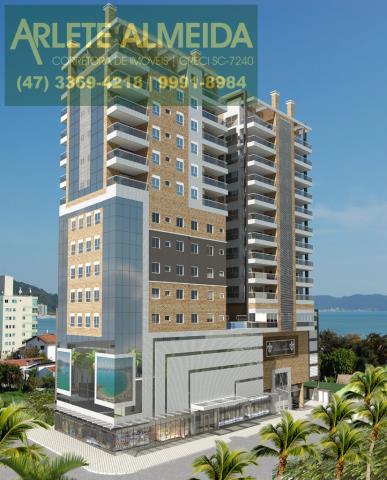 Sala Codigo 1194 a Venda no bairro-Meia Praia na cidade de Itapema