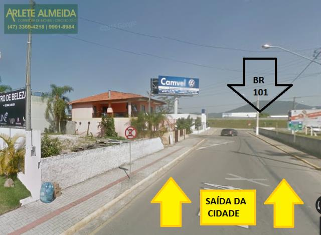 Terreno Codigo 1211 a Venda no bairro-Meia Praia na cidade de Itapema