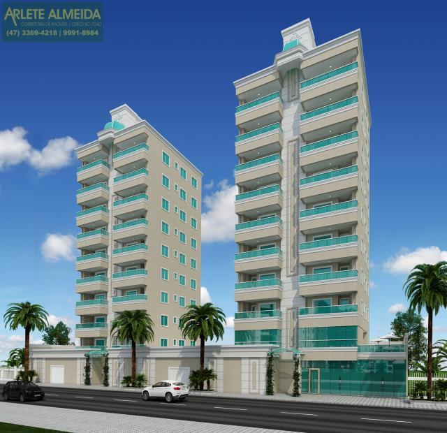 Apartamento Codigo 1244 a Venda no bairro-Morretes na cidade de Itapema