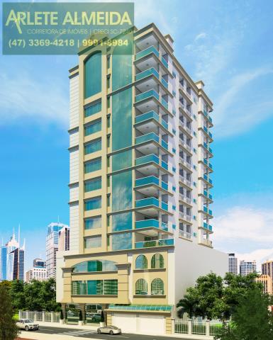 Apartamento Codigo 1256 a Venda no bairro-Meia Praia na cidade de Itapema