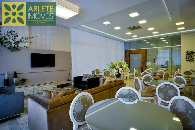 7 - salão de festas de apartamento a venda em itapema