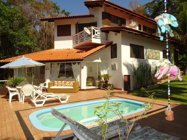 Casa Codigo 319 para Temporada no bairro Centro na cidade de Bombinhas