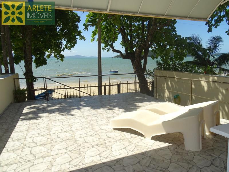3 - vista praia imóvel locação porto belo