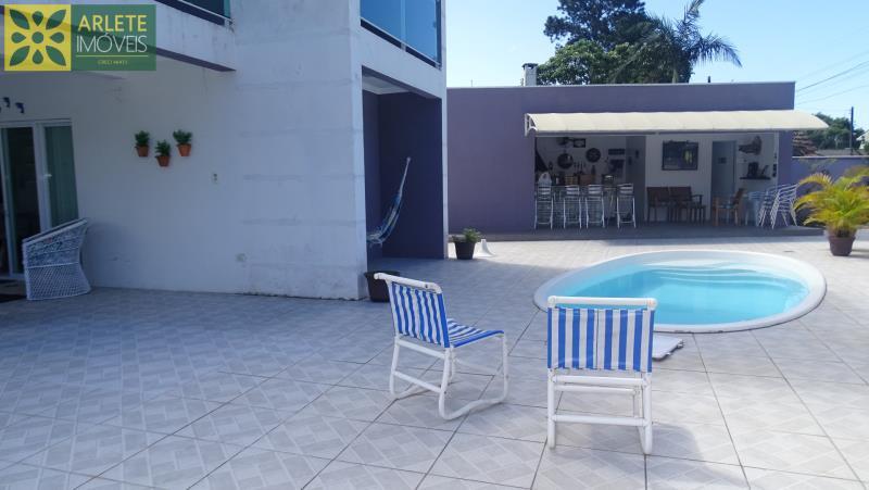 32 - área externa e piscina imóvel locação porto belo