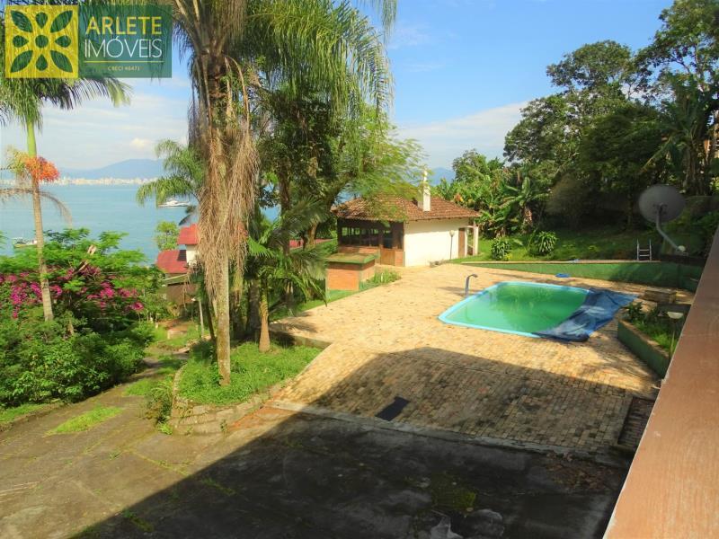 Casa Codigo 266 para Temporada no bairro Araça na cidade de Porto Belo
