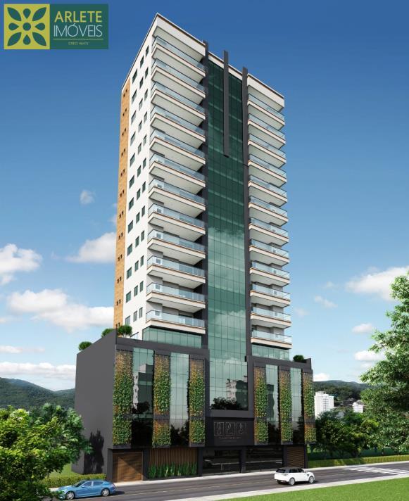 5 - fachada apartamento a venda porto belo sc