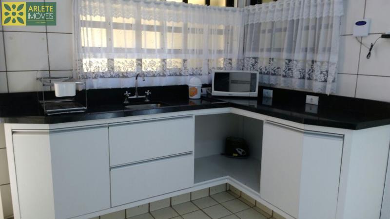 19 - cozinha casa mariscal beira mar locação