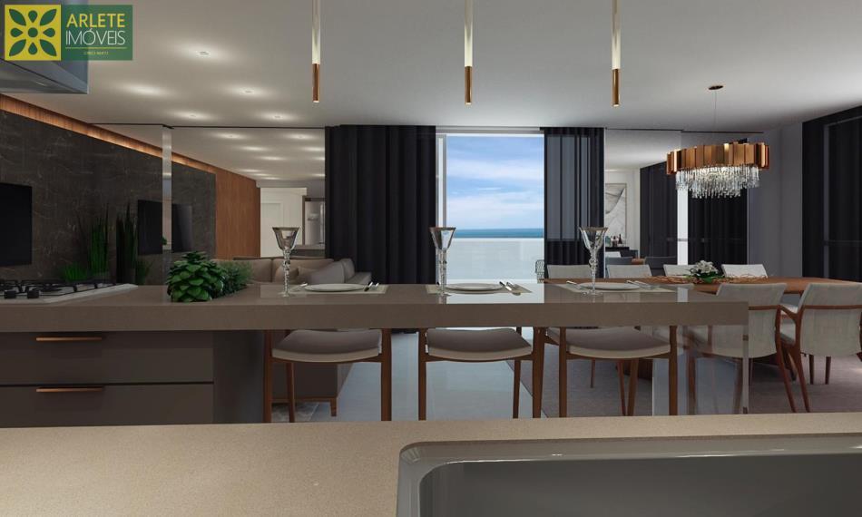 18 - Vista da ilha cozinha para a sacada apartamento a venda em Porto Belo