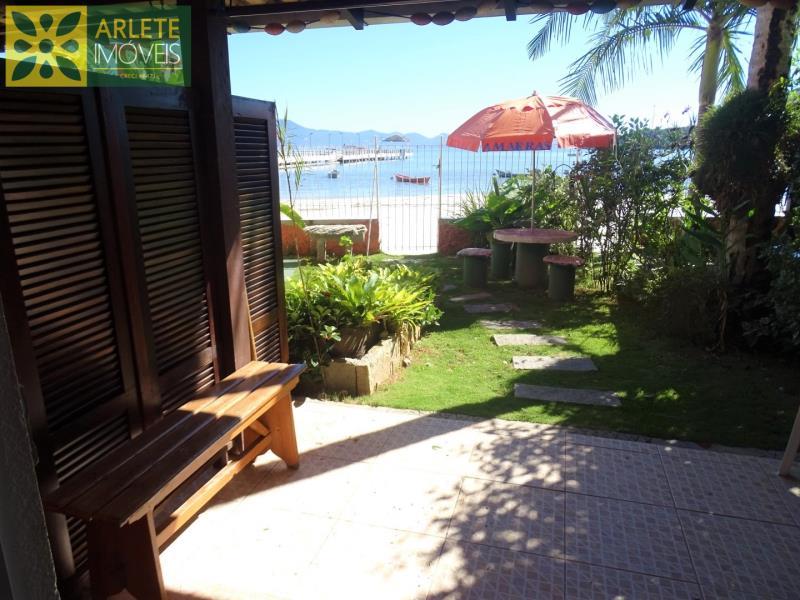11 - área social com vista para o mar residencial imóvel locação porto belo