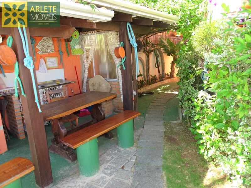 22 - área social e churrasqueira residencial locação porto belo