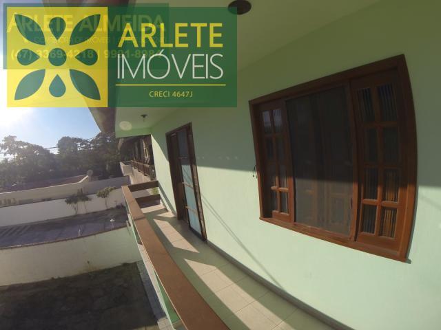14 - fachada imóvel residencial locação porto belo