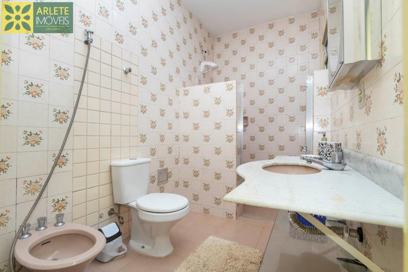 5 - banheiro suíte casa locação beira mar perequê