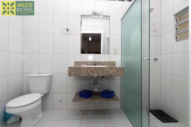 8 - banheiro casa locação beira mar perequê