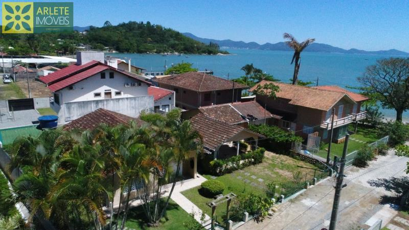 25 - foto aérea praia imóvel locação porto belo