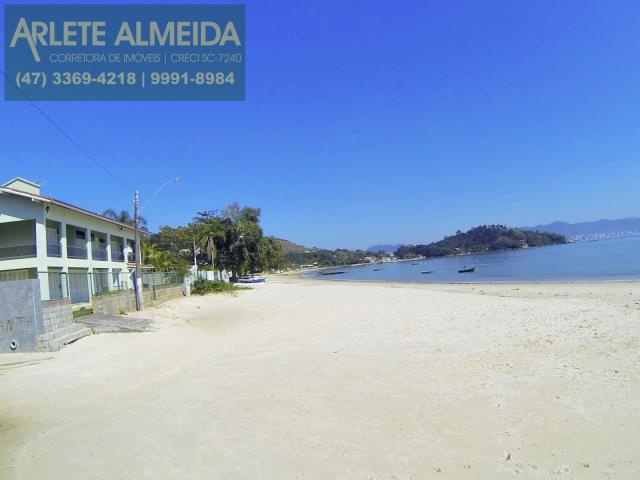 4 - praia casa beira mar locação porto belo
