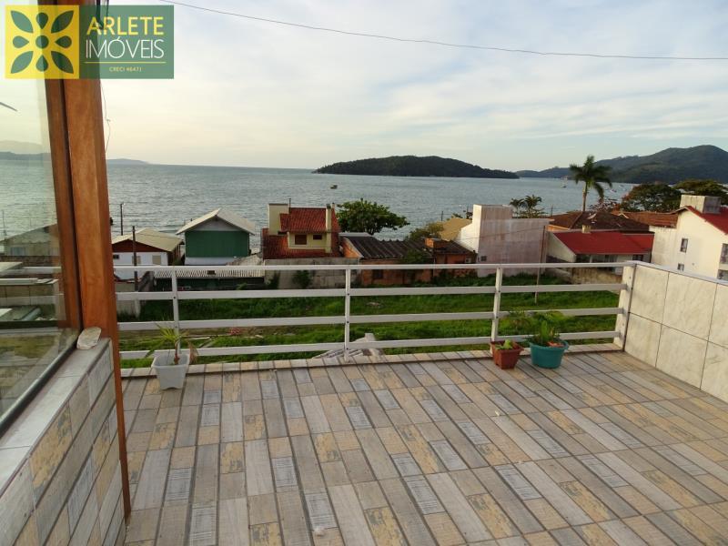 vista para o mar apartamento locação porto belo