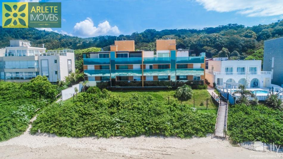 8 - vista panorâmica imovel a venda praia de quatro ilhas sc