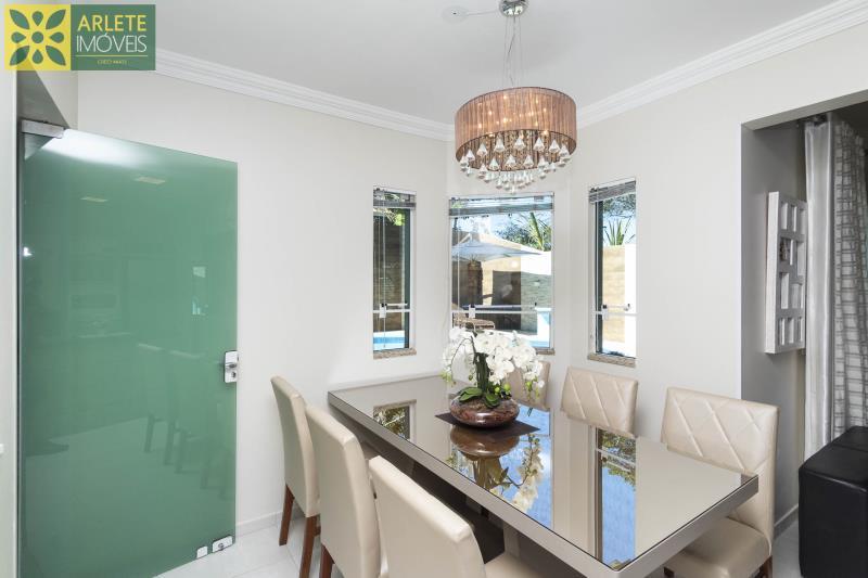 14 - sala de jantar casa com piscina para aluguel em Bombinhas