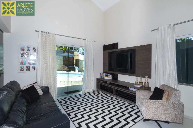18 - sala de estar casa com piscina para aluguel em Bombinhas