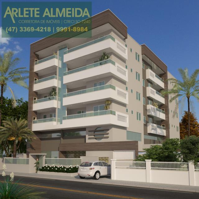 Apartamento Codigo 935 a Venda no bairro-Bombas na cidade de Bombinhas