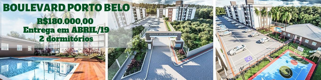 Apartamento no Boulevard Porto Belo