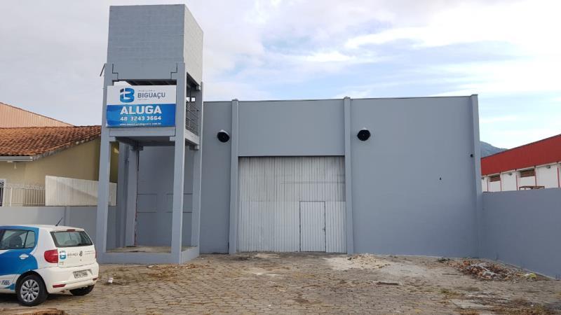 Galpão-Código-1915-para-Alugar--no-bairro-Universitário-na-cidade-de-Biguaçu