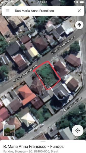 Terreno-Código-2160-a-Venda-BAIRRO FUNDOS-no-bairro-Fundos-na-cidade-de-Biguaçu